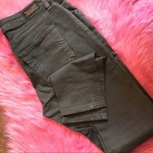 Levi's 535 Gray Leggings Jeans 👖